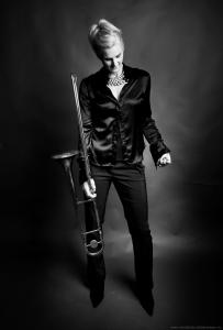 Karin Hammar. Foto: Leif Johansson