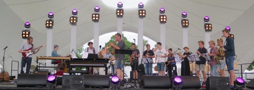 BUVUS spilte på Kongsberg jazzfestival i 2015, og vi planlegger ny konsert til sommeren.