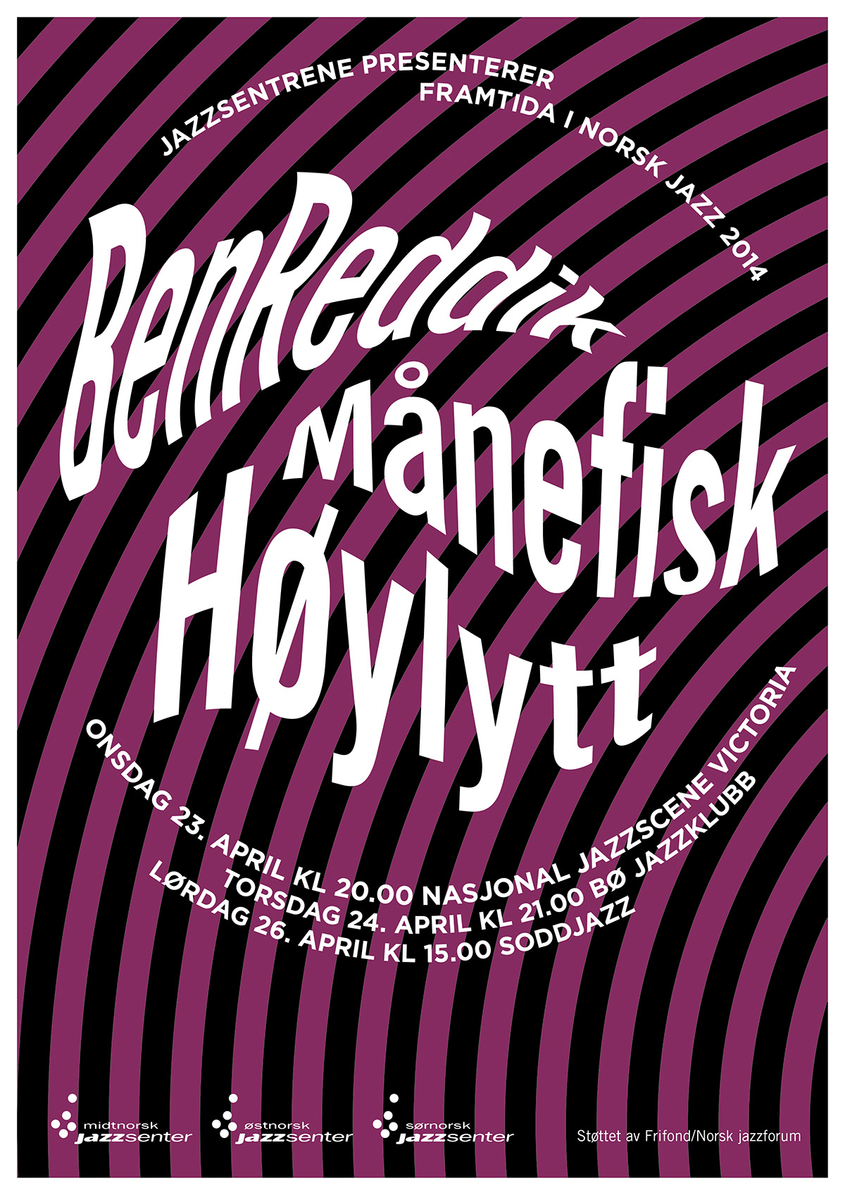 Framtida i norsk jazz 2014_plakat_A3