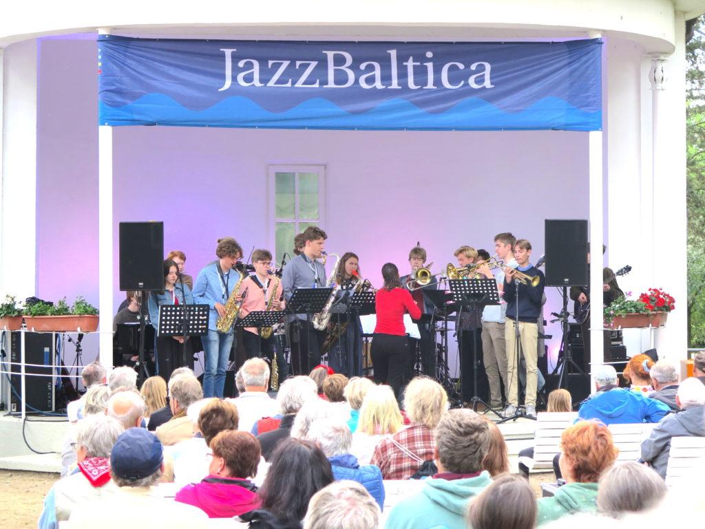 AOJO på Jazz Baltica. Foto: Audun Ellingsen