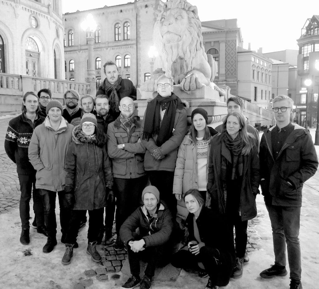 OJKOS - Orkesteret for jazzkomponistar i Oslo, foto: Audun Ellingsen