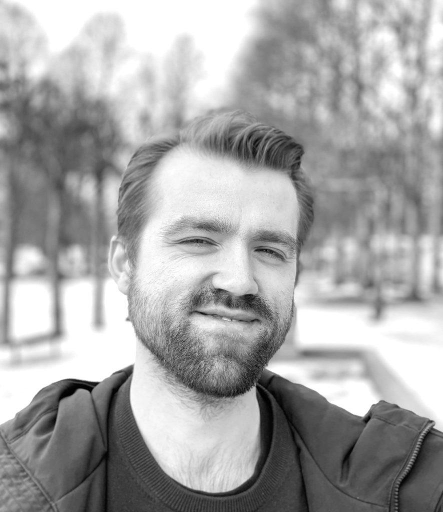 Andreas Rotevatn er huskomponist for OJKOS 26. mars. Foto: Torkjell Hovland