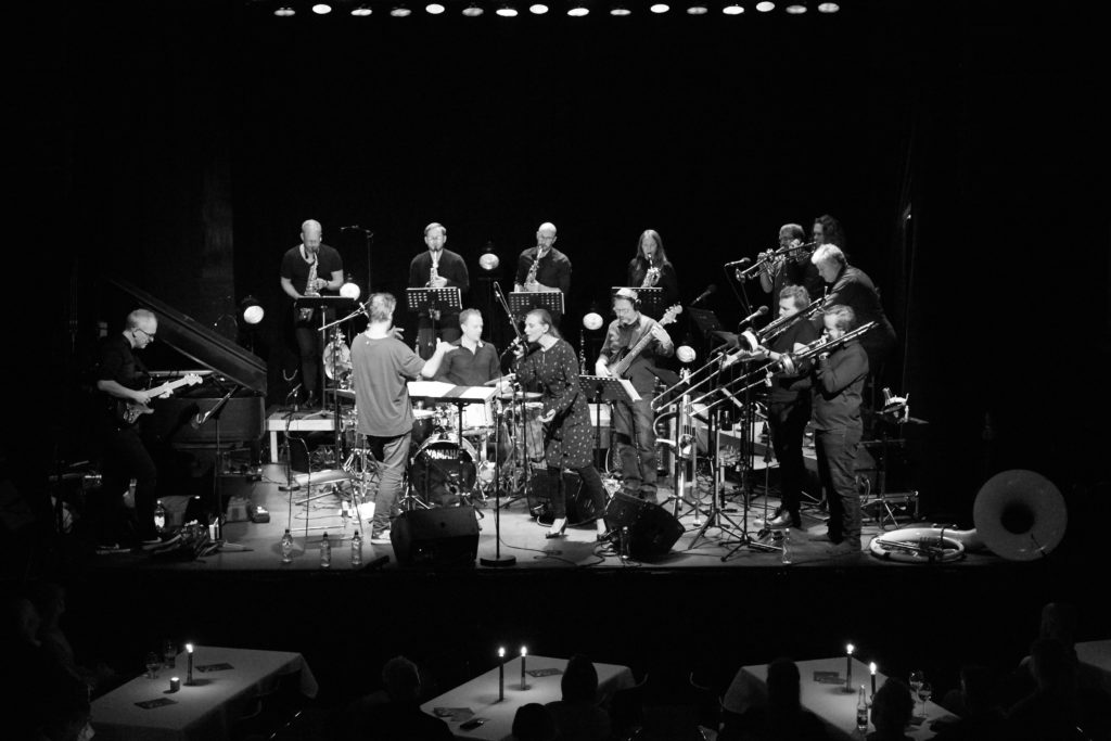 Ensemble Denada og Torun Eriksen kommer til Anjazz Hamar jazzfestival lørdag 11. mai. Foto: Saycheeze.no Stig Jarnes