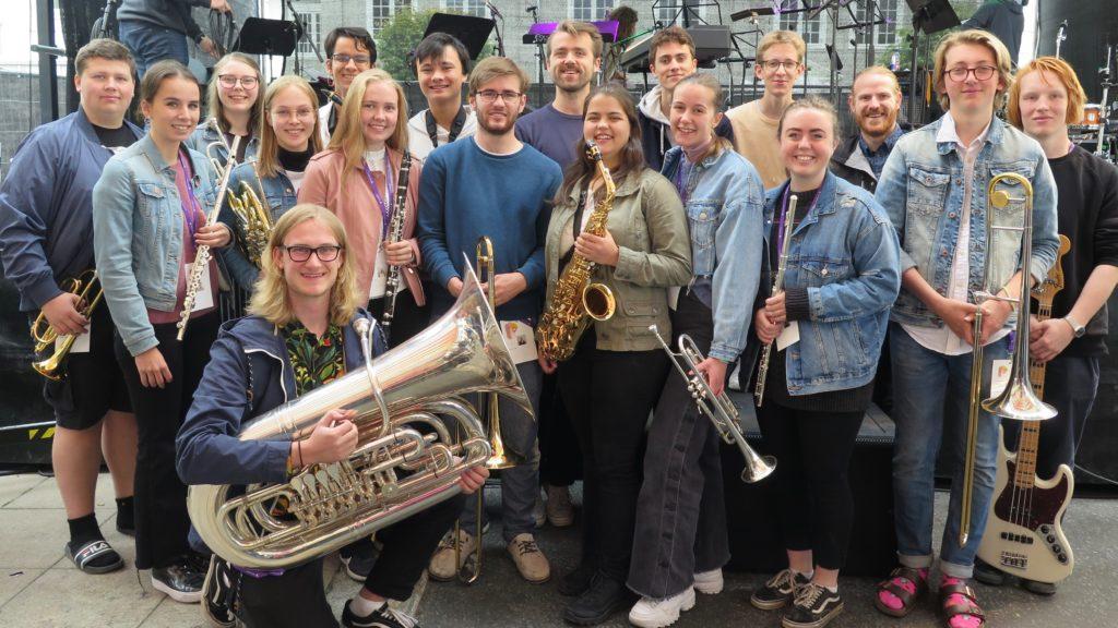 BUVUS @ Kongsberg jazzfestival 2019. Foto: Østnorsk jazzsenter