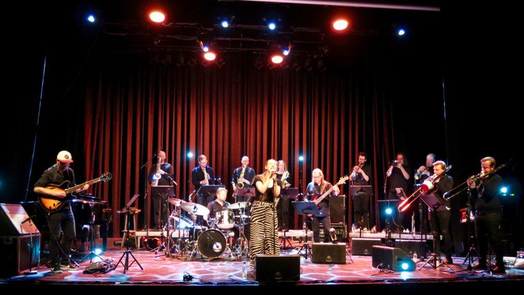 Ensemble Denada og Torun Eriksen, foto: Østnorsk jazzsenter