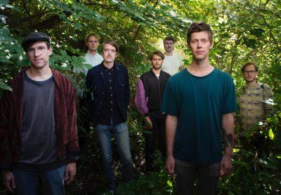 Megalodon Collective på Norgesturné med plateslipp
