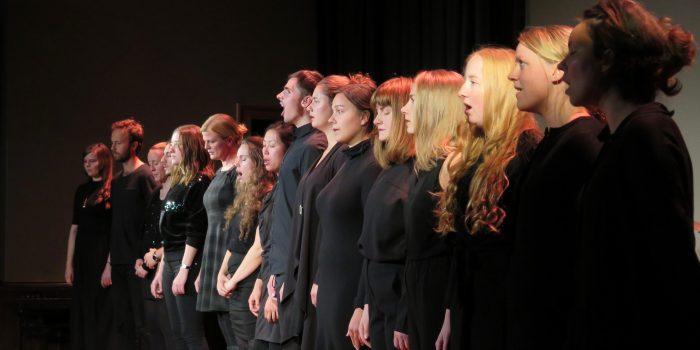 Ny musikk for vokalensemblet Oslo 14