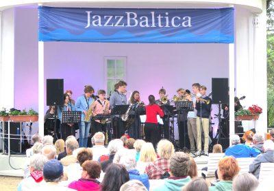 Fire dagers evighet – et reisebrev fra tur til Jazz Baltica med AOJO