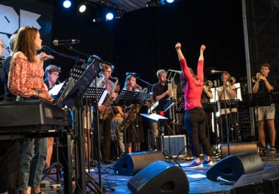 Jazzungdom fra aust og vest møtast på Vossajazz