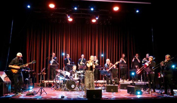 Store jazzproduksjoner til Innlandet