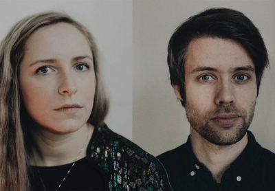 Camilla Hole og Johannes Fosse Solvang med ny musikk for OJKOS