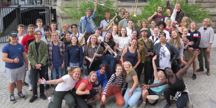 Vi søker ungdommer til improkurs og jazzensembler!