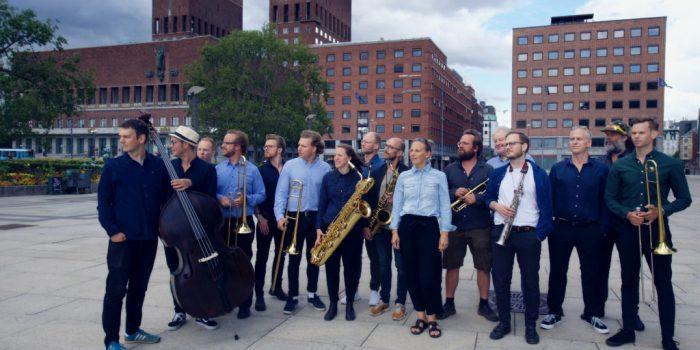 Oslo jazzensemble og Torun Eriksen starter turnésesongen i nord