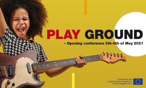 Inviterer Europa til digital PLAY GROUND-konferanse fra Bergen